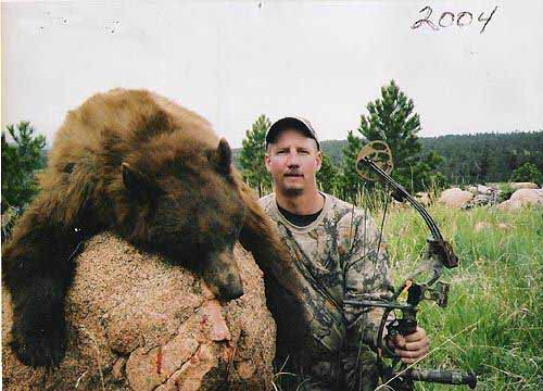 2004 Bear Mike Calaway with