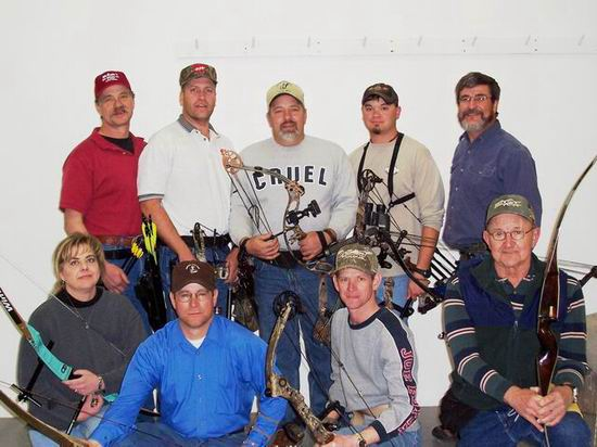 2004 New NFAA Certified Level 2 Instructors