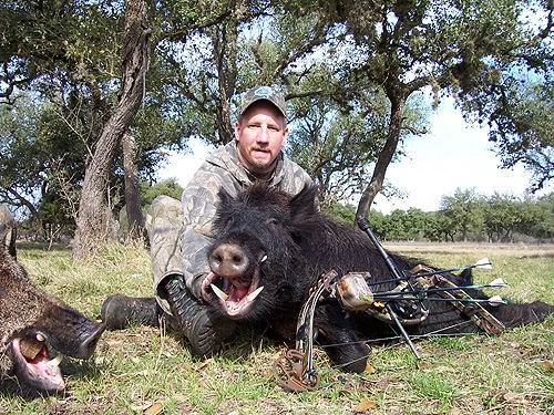2005 Hog Hunt Mike Calaway
