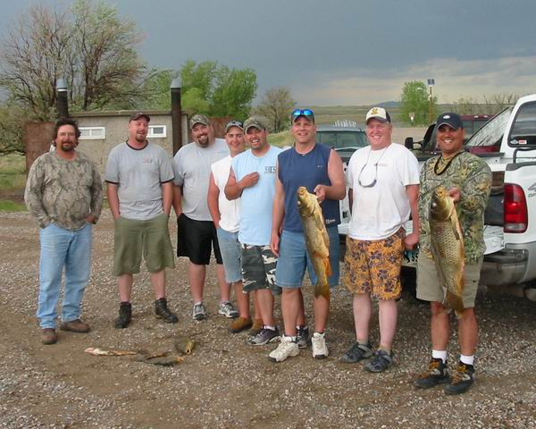 2006 Carp Swhacking Some of the Great White Carp