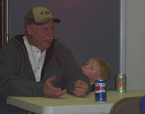 2006 Triple Crown Al Tharp