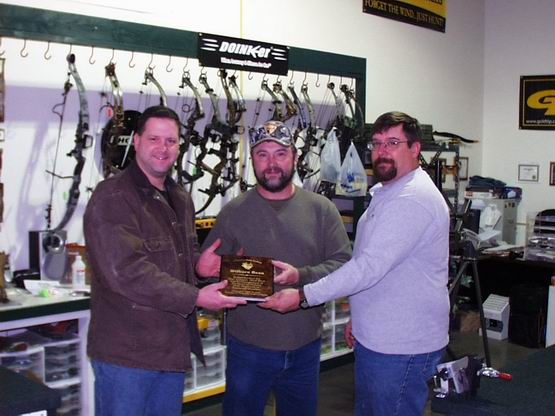 2007 Thank You In appreciation of Bullseye