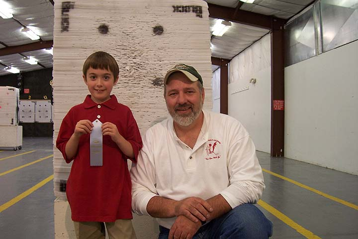 2007 JOAD Coach Neal with nephew Brindon