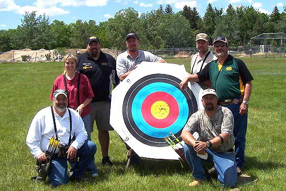 2007 WSAA CFA members attending State Target